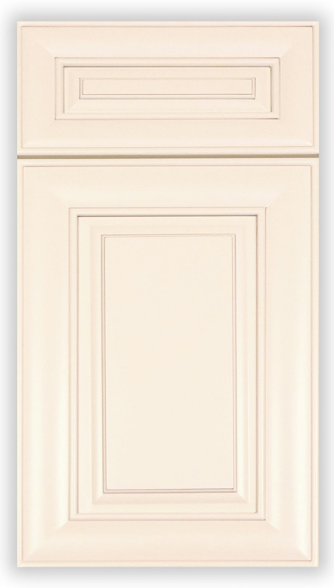 Manchest antique white roc cabinetry for Kitchen cabinets jimmy carter blvd