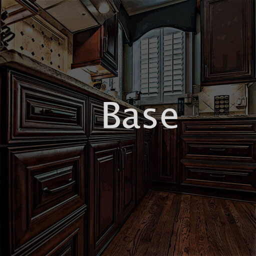 RTA Base Cabinets Specifications