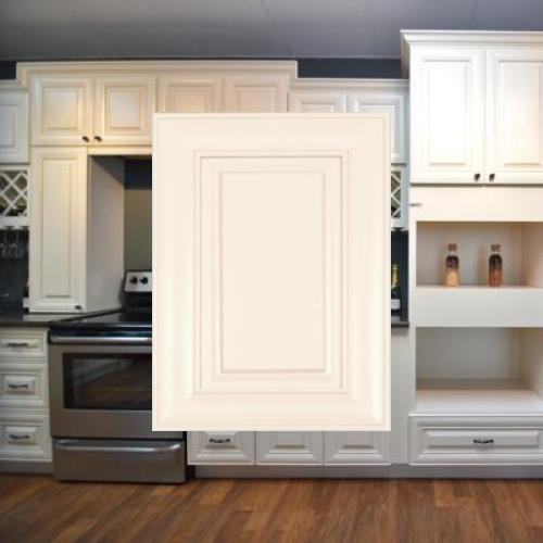 Antique white featured image roc cabinetry for Kitchen cabinets jimmy carter blvd