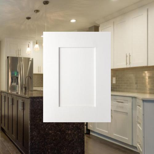 Kitchen Cabinets Jimmy Carter Blvd: Shaker-white-featured-image